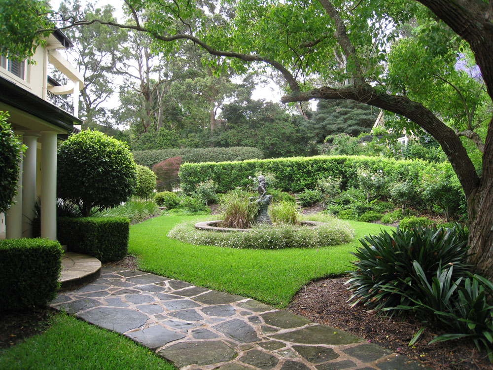 Garden Design Sydney Michael Cooke Intended Inspiration Decorating