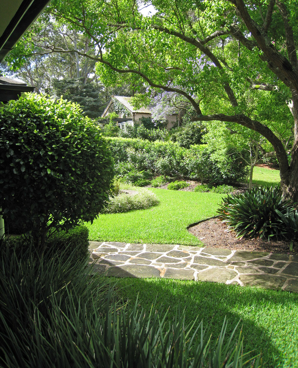 Living Colour Landscapes Classical Garden Design Pymble